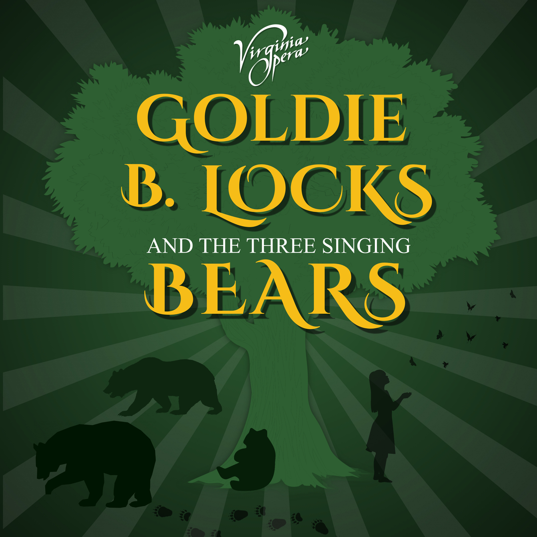 Goldie B. Locks Logo