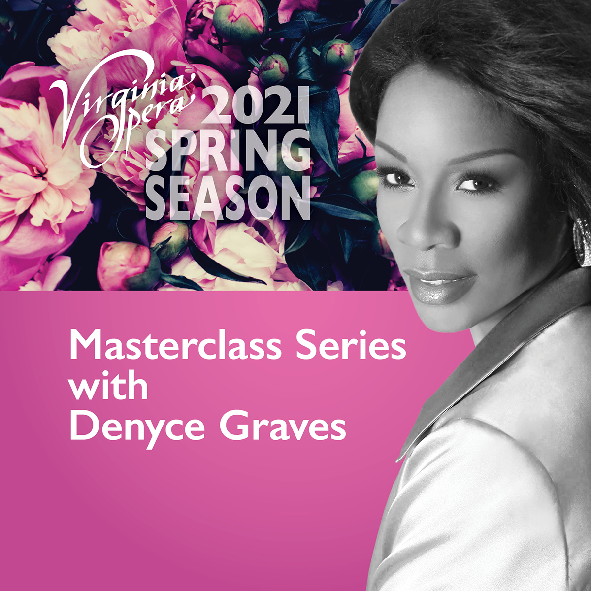 Masterclass Series with Denyce Graves